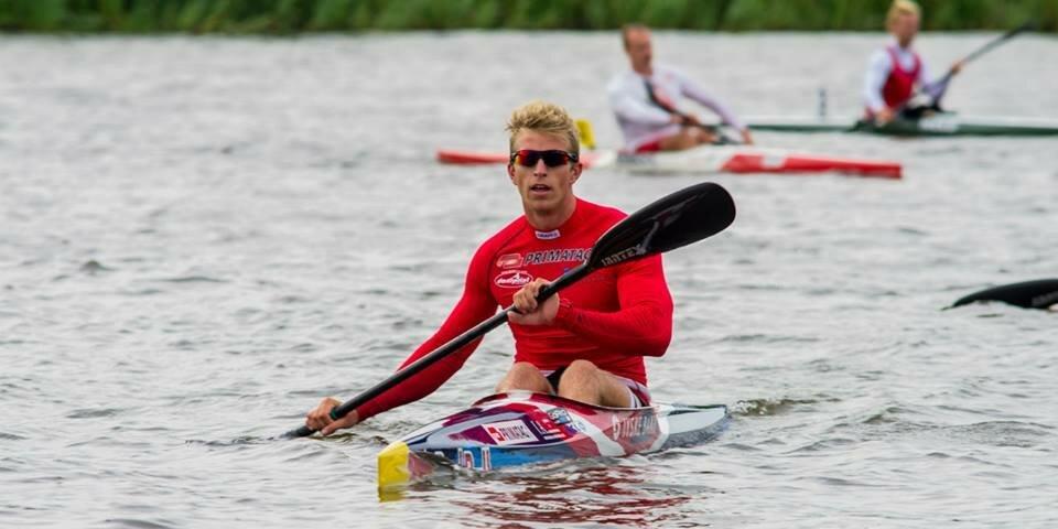 Спортсменом года в Дании стал байдарочник Рене Хольтен Поульсен
